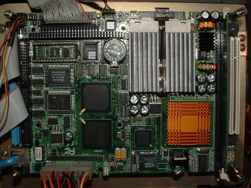 Aaeon PCM-6890